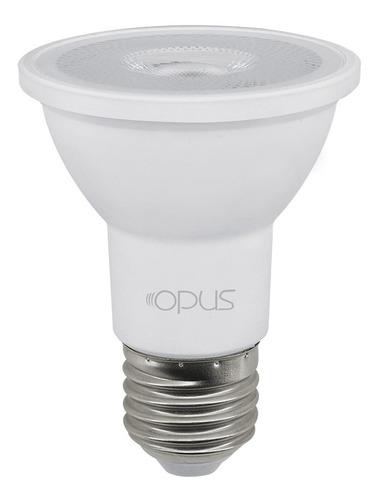 Lampada Led Par-20 E-27 4000k 7w Opus Lp37189