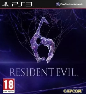 Resident Evil 6 Ps3 - Play Mexico