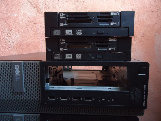 1 Dvd E Dravi Cartao Dell Optiplex 790 , 990