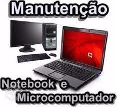 Manutenção Em Computadores E Notebook