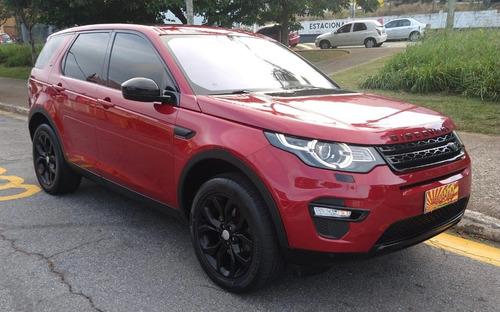 Imagem 1 de 14 de Land Rover Discovery Sport 2.2 Sd4 Hse 4x4 - 2016