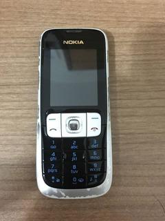 Nokia 2630 Branco Radio Fm E Câmera