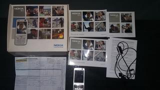 Celular Nokia N73 Na Caixa E Com Nf