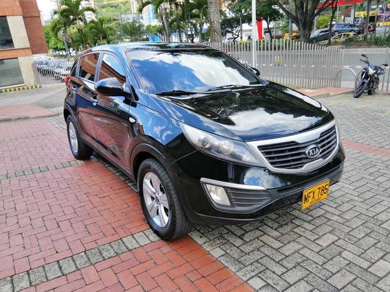 Kia New Sportage Lx 2.0cc Mt 2013