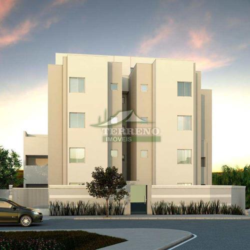 Apartamento Com 2 Dorms, Nacional, Contagem - R$ 170 Mil, Cod: 149 - V149
