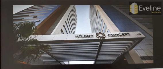 Helbor Concept Office - Mogi Shopping - Sala A Venda De 37m² - V1152