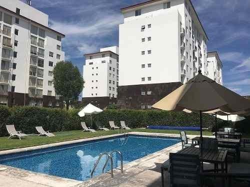 Imagen 1 de 25 de Precioso Departamento En Torres Premier Santa Fe, Juriquilla,  Super Lujo !!