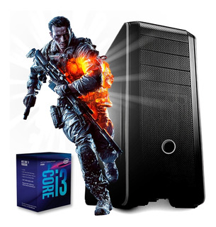Pc Gamer Armada Intel Core I3 10100 Ssd 240gb 8gb Ram