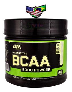 Bcaa Powder On Optimum Em Po S/ Sabor U.s.a Garantia