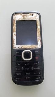 Celular Nokia C 2 - 00 Para Retirar Peças Os 002