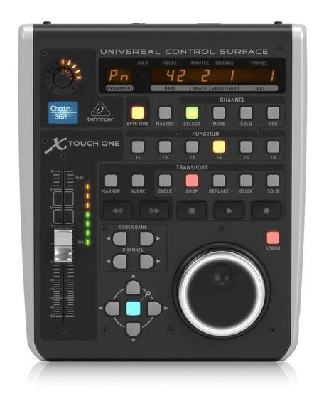 X-touch One Controlador Para Daw 34 Botões - Behringer + Nf