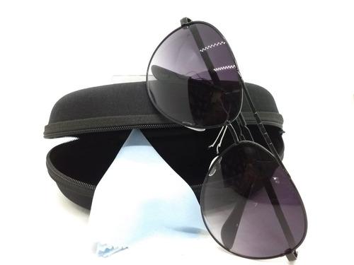 989a63dbf Kit C/ 10 Óculos De Sol C/ Estojo Flanela De Brinde Atacado