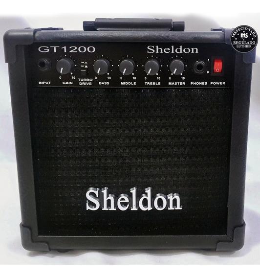 Amplificador Guitarra Sheldon Gt1200 15w Oferta!