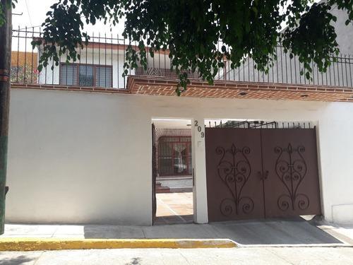 Casa Renta Centrica Cuernavaca Mor.
