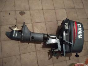 Motor De Popa Yamaha 4 Hp - 2t C/ Tanque Acoplado