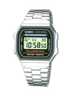 En Joyas A168wa Y Retro Reloj Vintage Casio Relojes 4LA3R5j