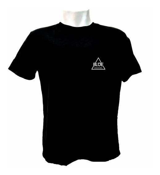 Camiseta Brunno Carvalho - Blue (logo Pequeno)