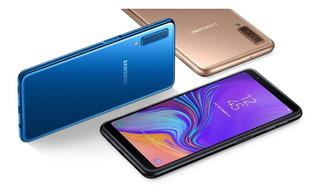 Samsung A7 4gb 4gb Triple Camara Nuevo