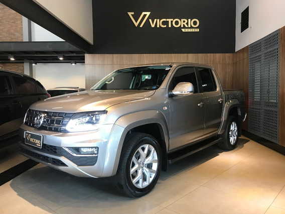 Amarok Highline 2.0 Biturbo 4mottion 180cv Diesel At8 2017