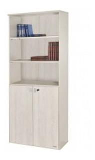 Biblioteca Platinum Ptas Bajas Gris Andino/bge Proyectar
