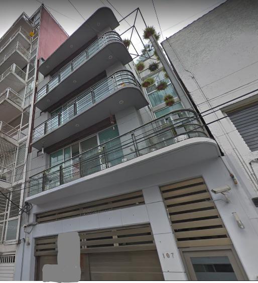 Departamento En Venta En Hipódromo Condesa $4000000 - 1r1b1e
