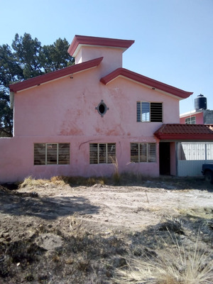 Casa De 2 Niveles En Tetla De La Solidaridad, Tlaxcala