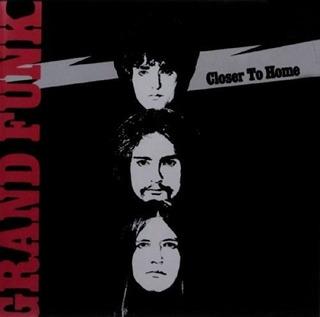 Cd : Grand Funk Railroad - Closer To Home (bonus Tracks)