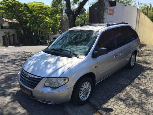 Chrysler Caravan Lx ( 2005/2006 ) Por R$ 27.999,99