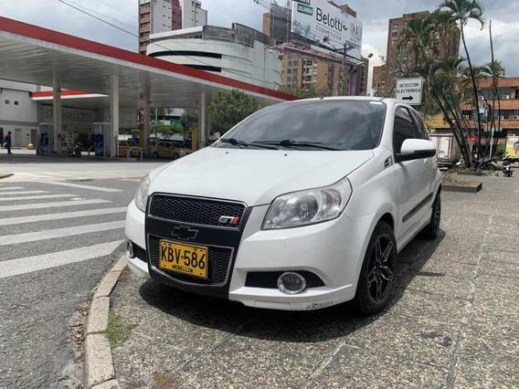 Chevrolet Aveo Gti Full Techo
