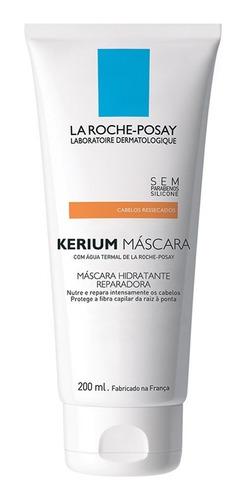Kerium Máscara Capilar La Roche-posay - Máscara Hidratante Para Os Cabelos 200ml