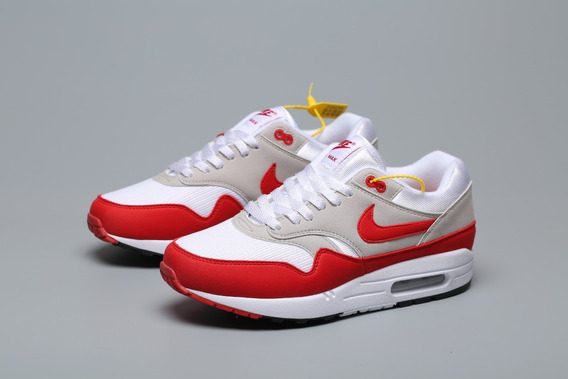 Air Max 1 Anniversary Red ( Og )
