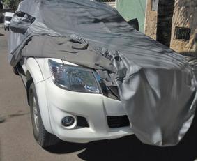 Capa Para Carro Em Corino Extra Gg