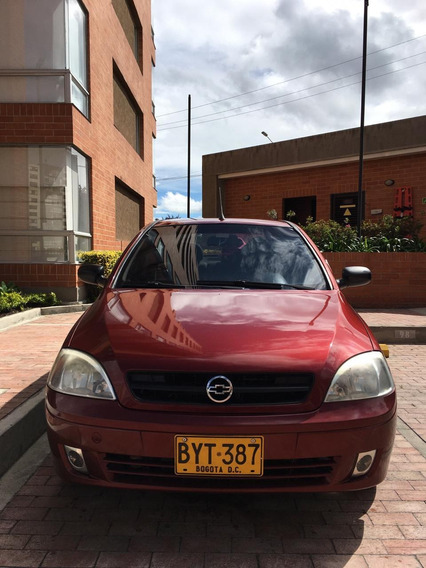 Chevrolet Corsa Evolution 1.4 Modelo 2007