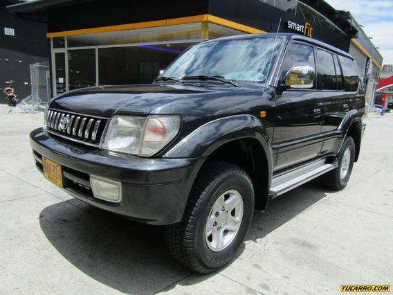 Toyota Prado Vx Mt 3400 4x4