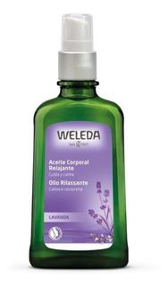 Aceite Corporal Relax De Lavanda Weleda 100ml