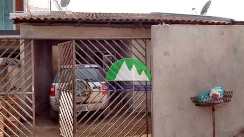 Casa À Venda, 115 M² Por R$ 250.000,00 - Sítio Cercado - Curitiba/pr - Ca0343