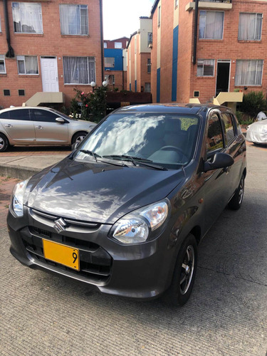 Suzuki Alto 2016 0.8 Dlx Con Aire