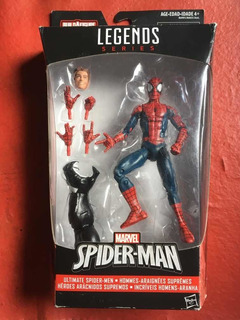 Marvel Legends Ultimate Spiderman