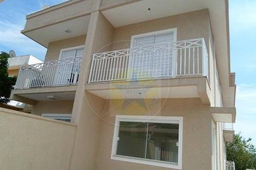 Casa Residencial À Venda, Jardim Maristela, Atibaia. - Ca0018