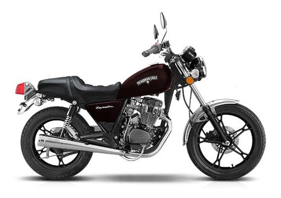 Zanella Patagonian Eagle 150 Usado 2018 Custom - Zeta Motos
