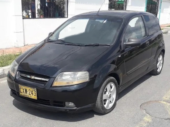 Chevrolet Aveo Coupe 2008