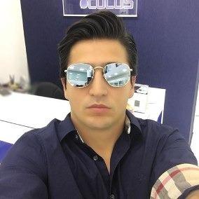 8e0c19b5b Oculos De Sol Hexagonal Prata Espelhado Masculino Feminino - R$ 89,90 em  Mercado Livre