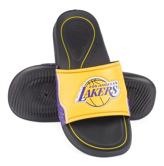 Chinelo Masculino Rider Infinity Nba Los Angeles Lakers