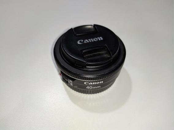 Canon 40mm 2.8