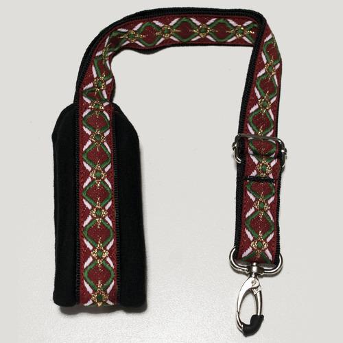 Colgador/strap/collarín Para Saxo Alto Y Tenor