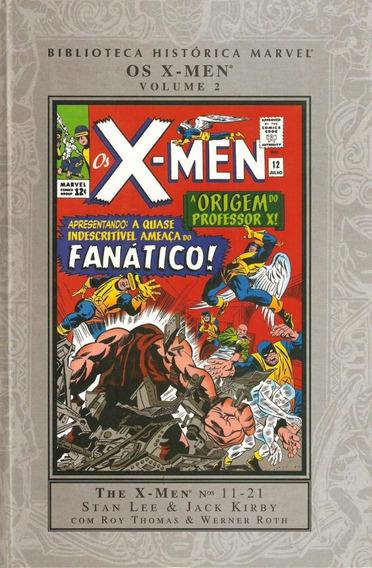 Biblioteca Histórica Marvel Os X-men Volume 2