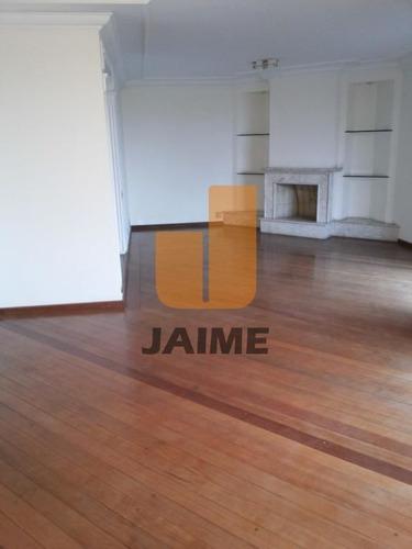 Apartamento Para Venda No Bairro Perdizes Em São Paulo - Cod: Ja3471 - Ja3471