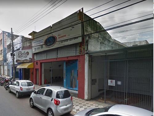 Imagem 1 de 27 de Salão Comercial  Av.são Paulo, Venda Ou Locação - Sl0009