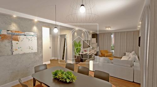Apartamento De 160m² À Venda Em Moema - Ap27334