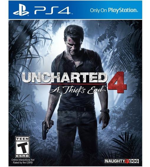 Uncharted4:athiefsendgame(português)-ps4lacrado